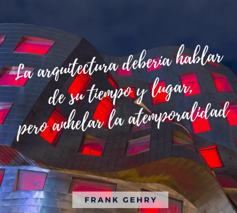La arquitectura debería hablar de su tiempo y lugar, pero anhelar la atemporalidad