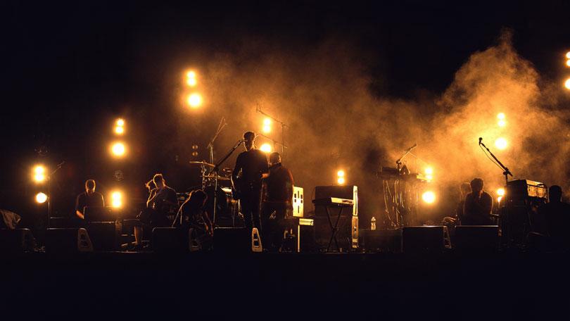 concierto de música